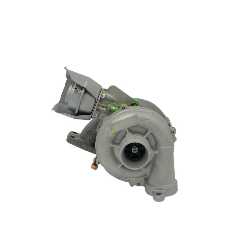 Turbodmychadlo Volkswagen Sharan I 1.9 TDI 66 KW