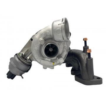 Turbodmychadlo BMW 525 d 145 KW