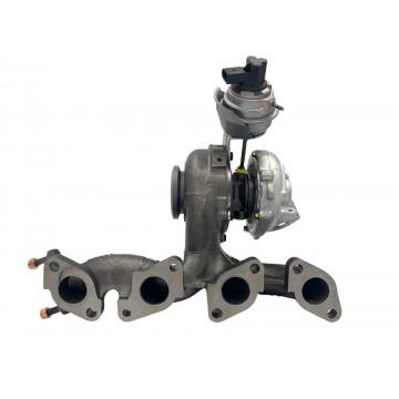 Turbodmychadlo BMW 525 d 170 KW