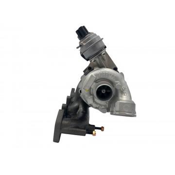 Turbodmychadlo BMW 530 d 173 KW