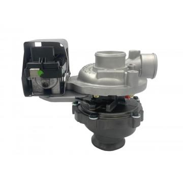 Turbodmychadlo Volkswagen Crafter 2.5 TDI 100 kW