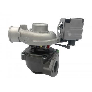 Turbodmychadlo Volkswagen Crafter 2.5 TDI 120 kW