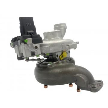 Turbodmychadlo Peugeot 807 2.0 HDi 88 kW