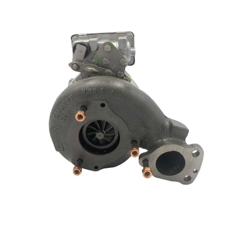 Turbodmychadlo Ford Fiesta VI 1.6 TDCi 66 kW