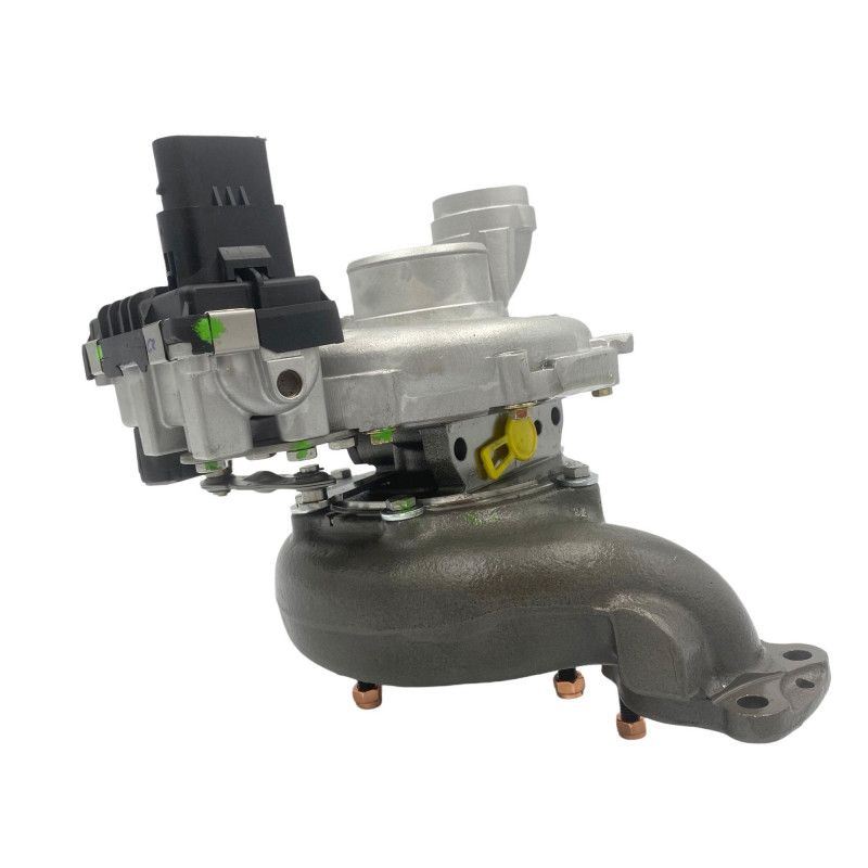 Turbodmychadlo Opel Corsa C 1.7 DI 55 kW