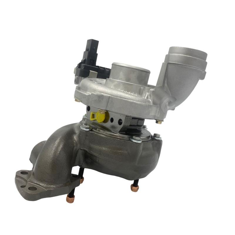 Turbodmychadlo Opel Corsa C 1.7 DI 48 kW