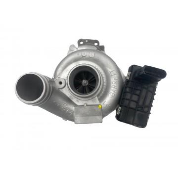 Turbodmychadlo Ford Fusion 1.4 TDCi 50 kW