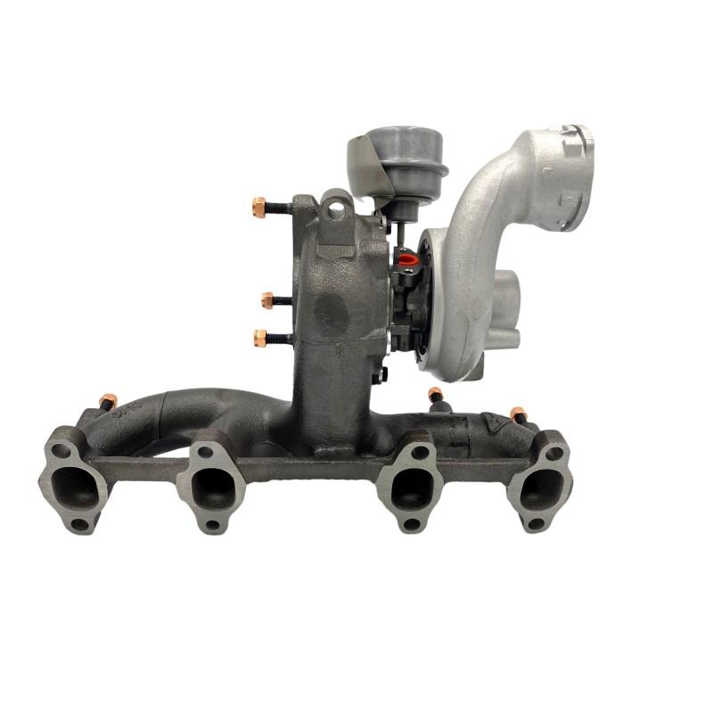 Turbodmychadlo Volkswagen Golf VI 1.4 TSI 90 kW