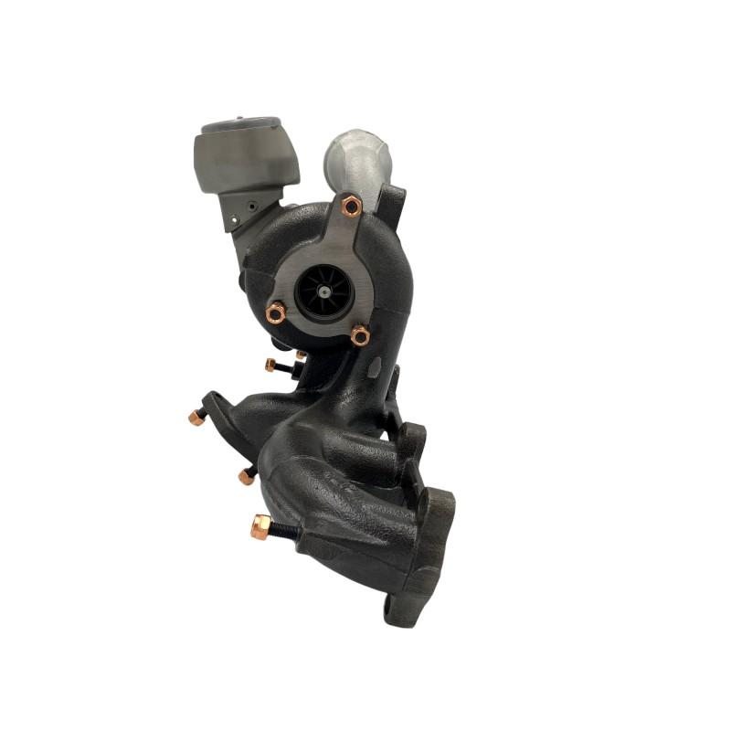 Turbodmychadlo Volkswagen Jetta VI 1.4 TSI 90 kW