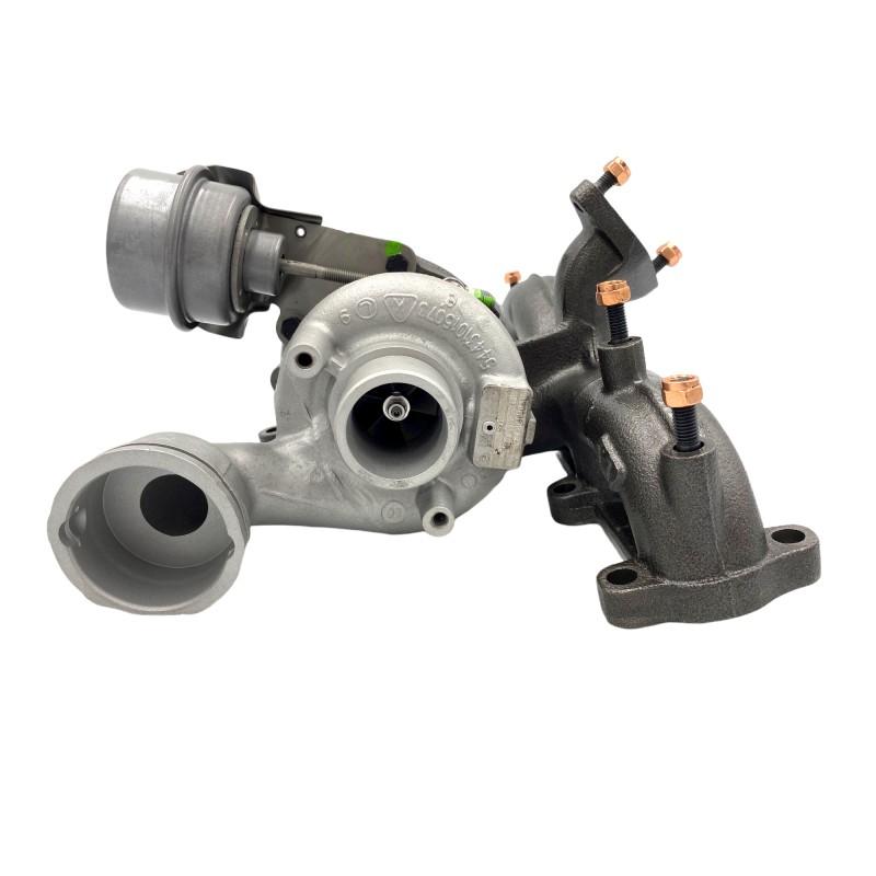 Turbodmychadlo Lancia Phedra 2.0 JTD 80 kW