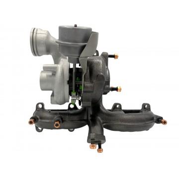 Turbodmychadlo Peugeot 807 2.0 HDi 80 kW