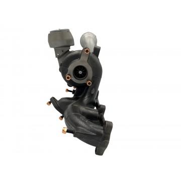 Turbodmychadlo Renault Laguna III 2.0 dCi 110 kW