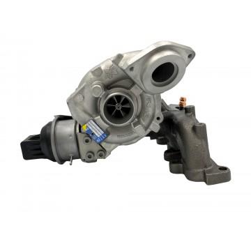Turbodychadlo BMW 318 d 85 KW