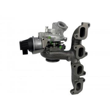 Turbodmychadlo Peugeot 308 I 2.0 HDi FAP 100 kW