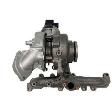 Turbodmychadlo Peugeot 407 2.0 HDi 100 kW