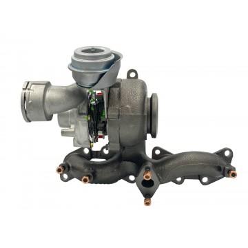 Turbo Volkswagen Passat B6 2.0 TDI 103 KW