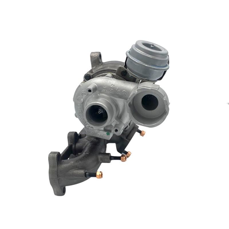 Turbodmychadlo BMW 318d (E90/E90N/E91/E91N) 90 KW