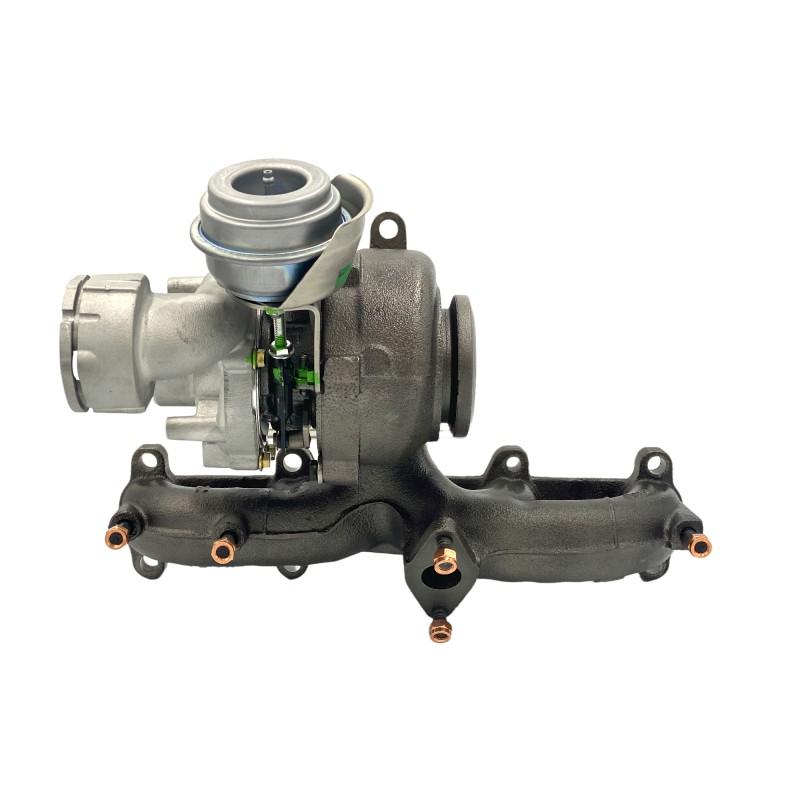 Turbodmychadlo Citroen Berlingo 2.0 HDI 66 KW
