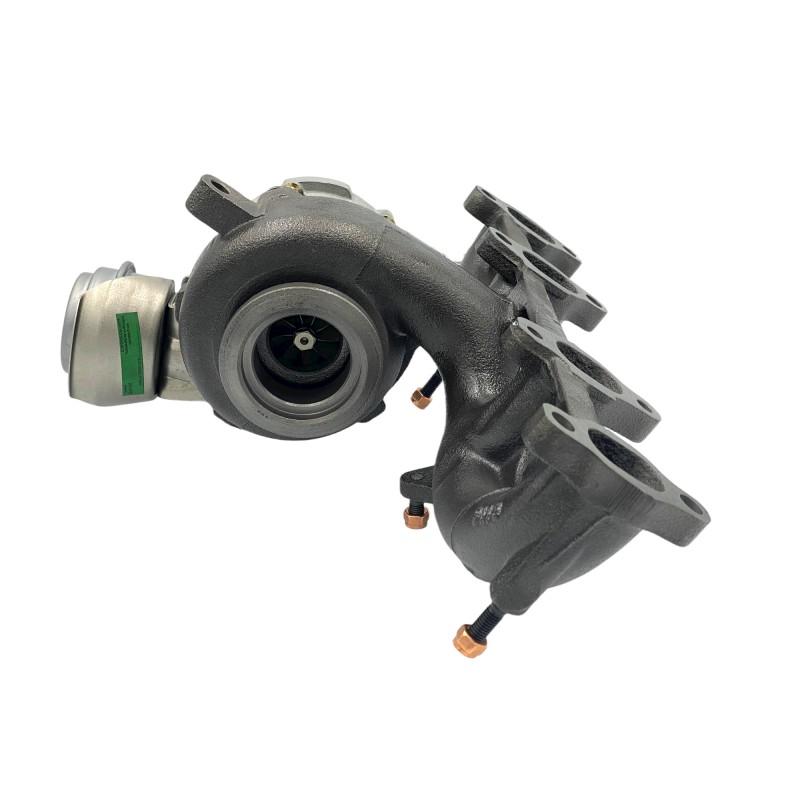 Turbodmychadlo Mazda 3 1.6 DI 80 KW