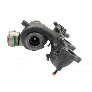 Turbodmychadlo Peugeot 207 1.6 HDi 80 KW