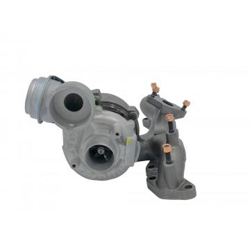 Turbo Volkswagen Beetle 1.9 TDI 77 KW