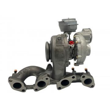 Turbo Volskswagen Bora 1.9 TDi 110 KW