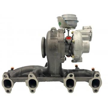 Turbodmychadlo BMW 120d (E87)  120 KW