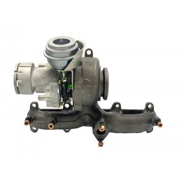 Turbodmychadlo Ford Mondeo III 1.6 TDCI 80 KW